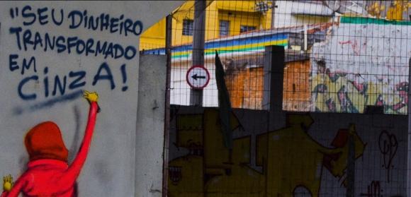 Cidade Cinza chega às telas e mostra o conflito entre grafiteiros e a prefeitura de São Paulo