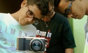 Na Bahia, Oficinas do Instituto Buriti motivam os alunos e dão força a criação de cineclube em escola