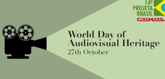 No dia 27 de outubro o mundo todo celebra o Dia Mundial do Patrimônio Audiovisual. Entenda o que a data significa
