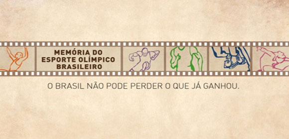 Novo edital do Projeto Memória do Esporte Olímpico Brasileiro vai apoiar a produção de documentários e recebe inscrições até 6 de fevereiro