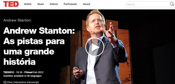 Conheça as TED Conferences, palestras de acesso gratuito na Internet