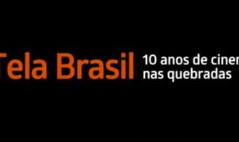 """Está no ar o documentário """"Tela Brasil: 10 anos de cinema nas Quebradas"""", com as histórias de 10 anos dos projetos itinerantes de cinema de Laís Bodanzky e Luiz Bolognesi"""