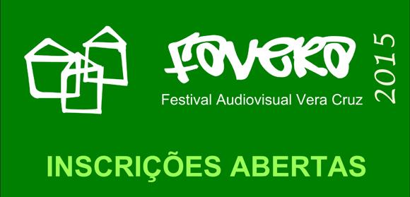FAVERA recebe inscrições de curtas-metragens produzidos em periferias