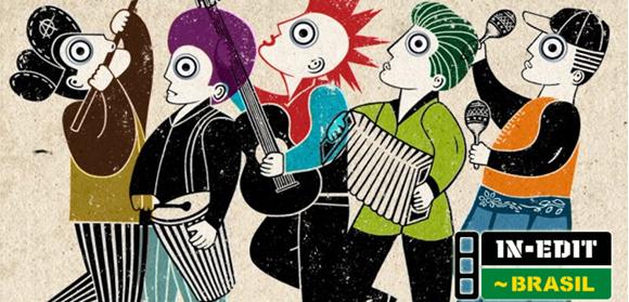 Entre as nossas dicas de programação para essa semana, está o 7º Festival de Documentários Musicais In-Edit