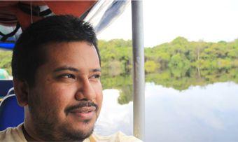 George Augusto Silva de Menezes tem 30 anos, 20 curtas no currículo, e filmes sendo exibidos em festivais de Norte a Sul do país.