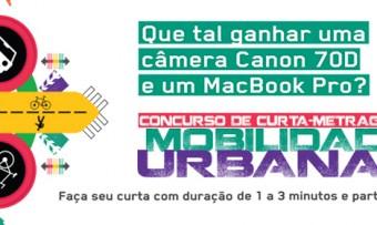Portal Tela BR lança concurso de curtas-metragens sobre mobilidade urbana,  em parceria com o Instituto CCR
