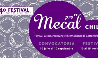 Inscreva-se no 4º Mecal Chile – Festival Latino-Americano e Internacional de Curtas-metragens