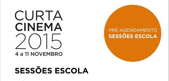 Curta Cinema 2015 tem atividades paralelas dedicadas às escolas e ao público infanto-juvenil