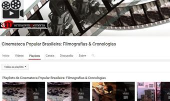 Canal no Youtube tem mais de 1.200 filmes brasileiros disponíveis online