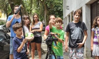 Festival Internacional Pequeno Cineasta, para cineastas de 8 a 17 anos, tem inscrições abertas até 18 de julho