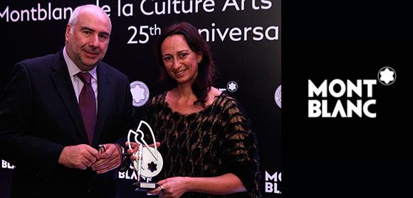 Os cineastas Laís Bodanzky e Luiz Bolognesi são os vencedores do Prêmio Montblanc de la Culture Arts Patronage, pelo projeto Cine Mambembe
