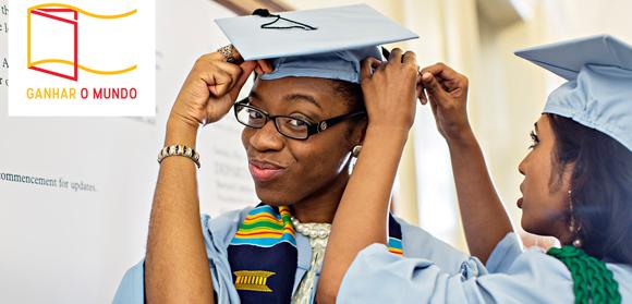 Fundação CSN prepara jovens mulheres de 15 a 18 anos para bolsas de estudo no exterior